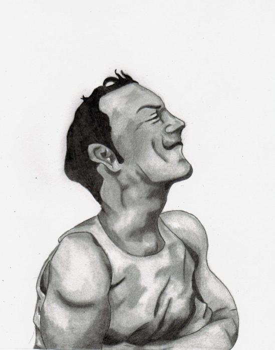 Kevin Spacey by xxhxserendipityxhxx